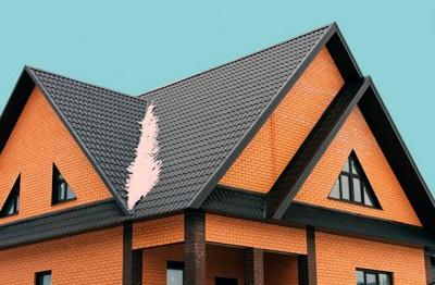 Выбираем материал для крыши: металлочерепица